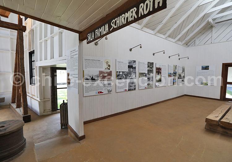 Museo Pioneros Lodge, Petrohué