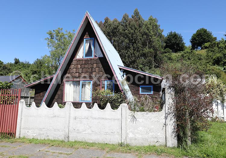 Maisons traditionnelles de Frutillar