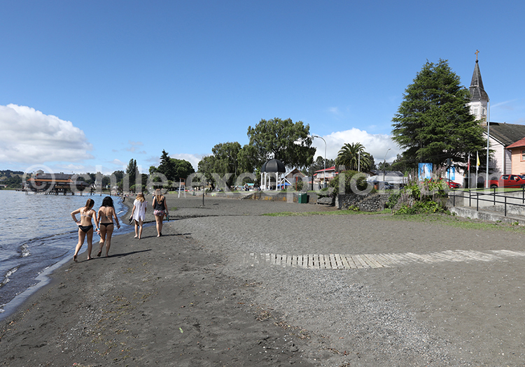 Bords du lac Llanquihue, Frutillar