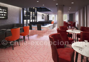 Restaurant hotel Luciano K