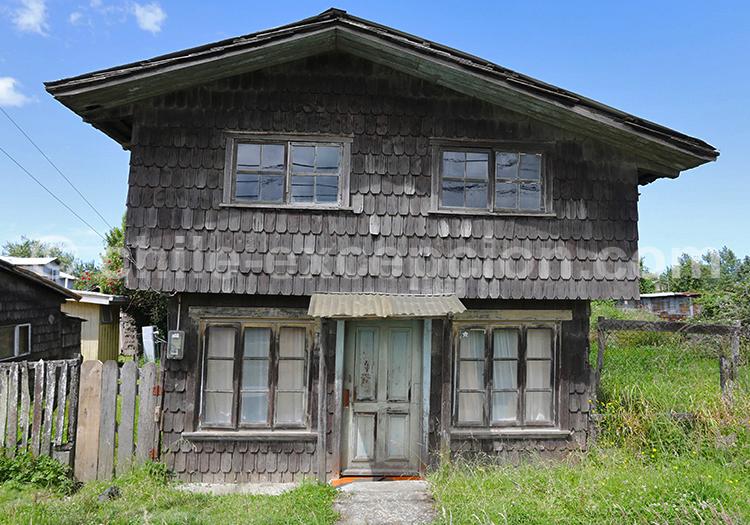 Village de Braunau, Chili