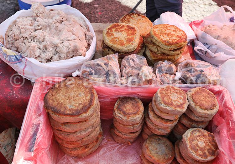 Chapalele, marché d'Angelmó, Puerto Montt