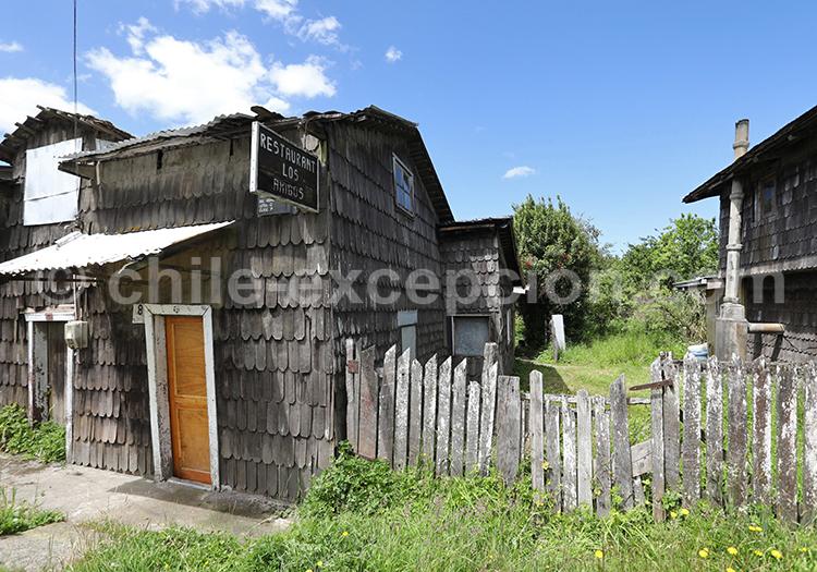 Village de Braunau, Sud du Chili