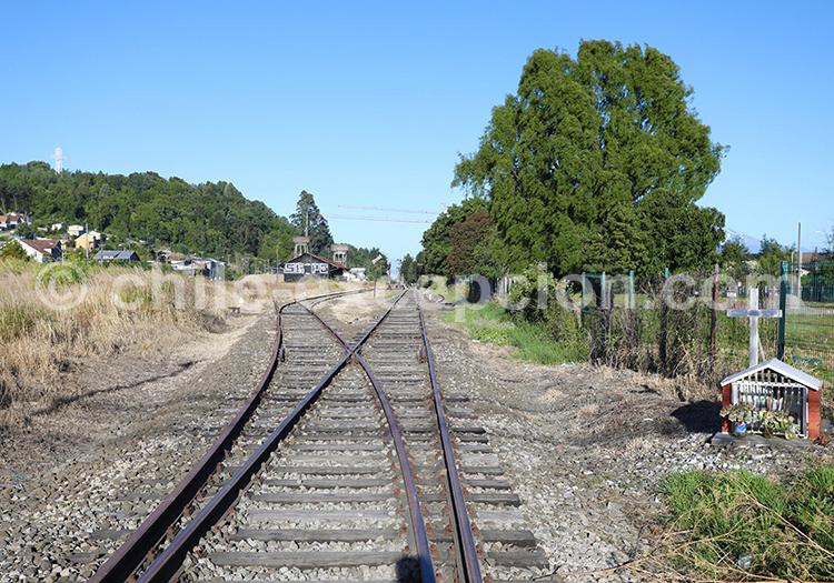 Chemin de fer, Puerto Varas, Chili