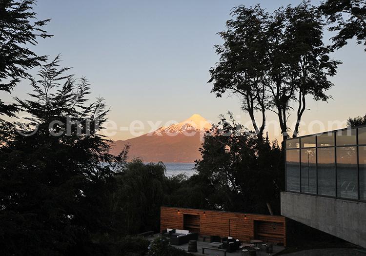 Lac Llanquihue, Chili