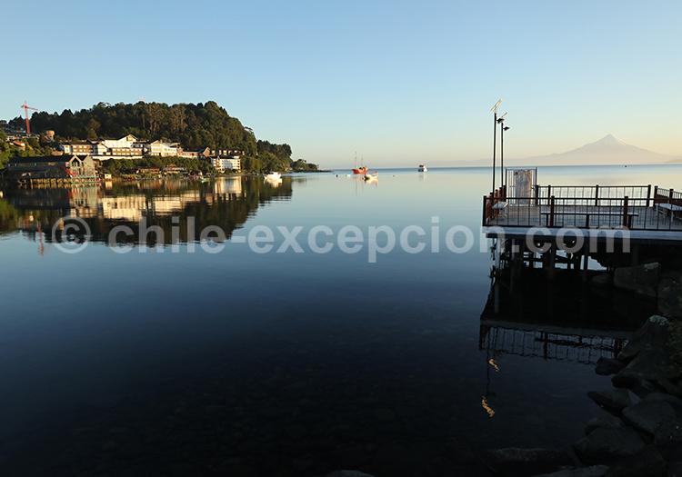 Puerto Varas, région des lacs, Chili