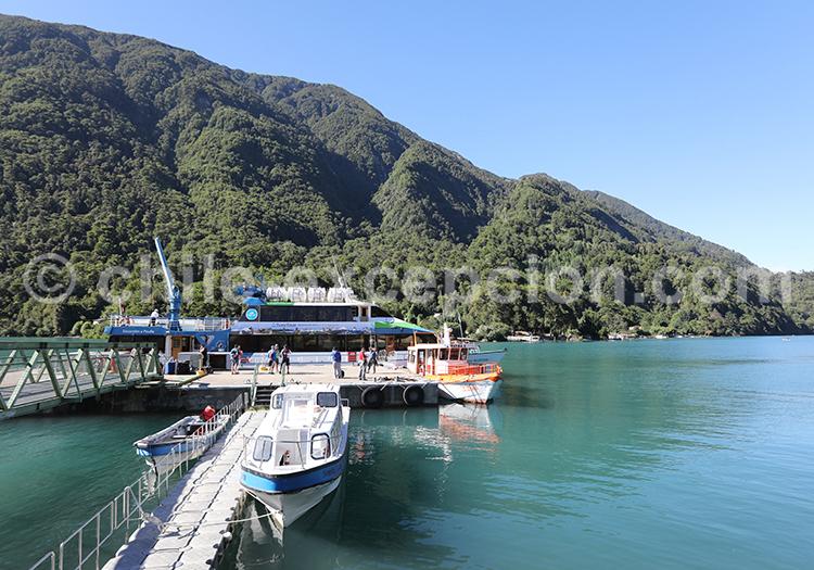 Traversée es lacs, Petrohue - Bariloche