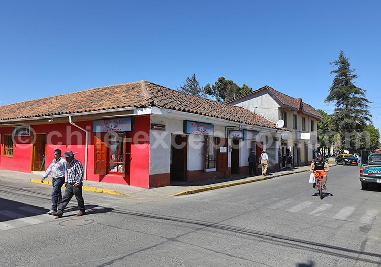 Visiter Chanco, Chili