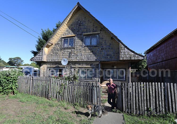 Village de Llanquihue, Chili