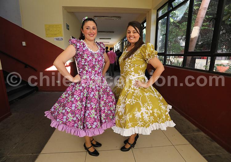 La cueca, danse traditionnelle chilienne