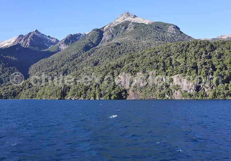 Les lacs de la carretera austral