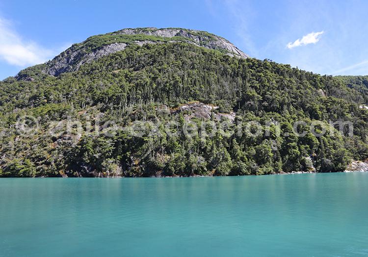 Lagunes de la Patagonie chilienne