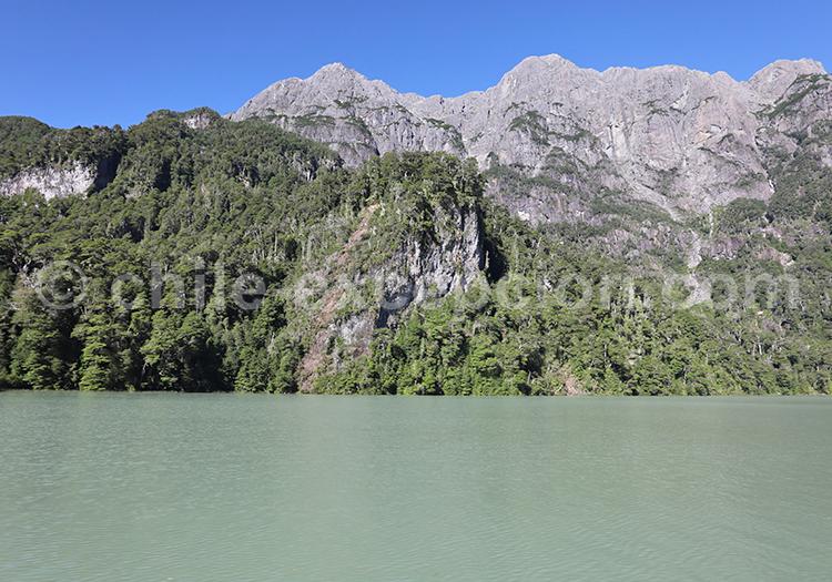 La région des lacs et volcans