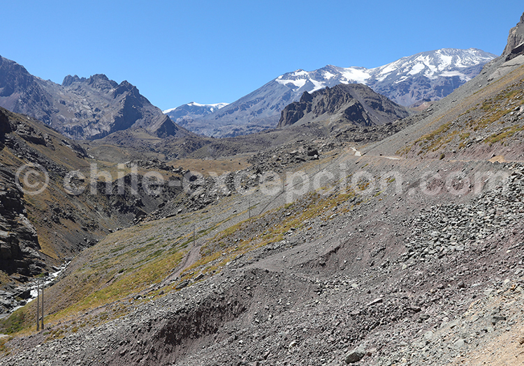 Visite du Cajón de Maipo, Chili