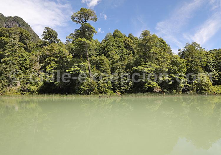 Lacs et lagunes du Sud