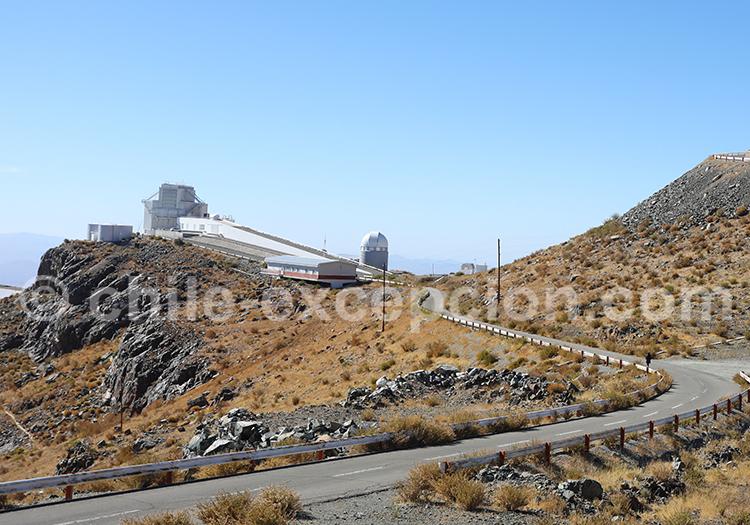 Visiter l'observatoire la Silla, Chili