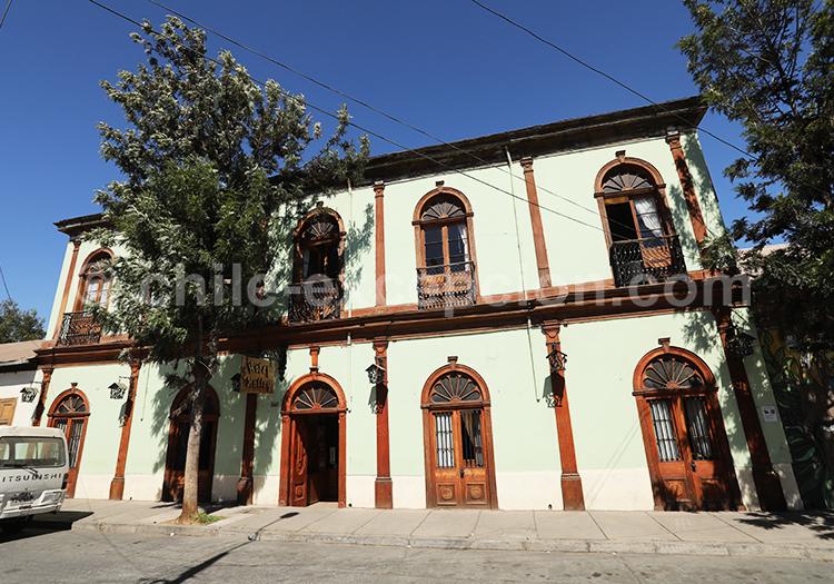 Hôtels à Vicuña, Chili