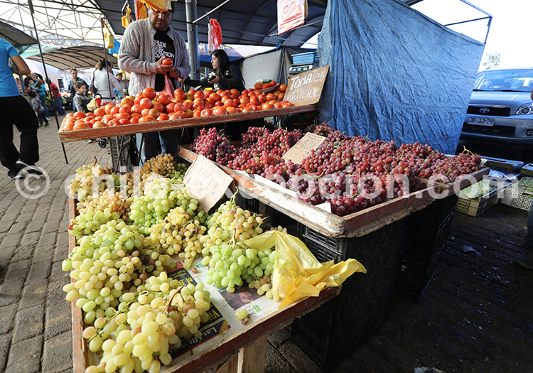 Gastronomie au Chili