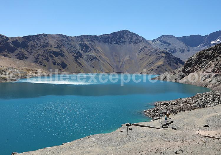Embalse el Yeso, Cajon de Maipo, Chili