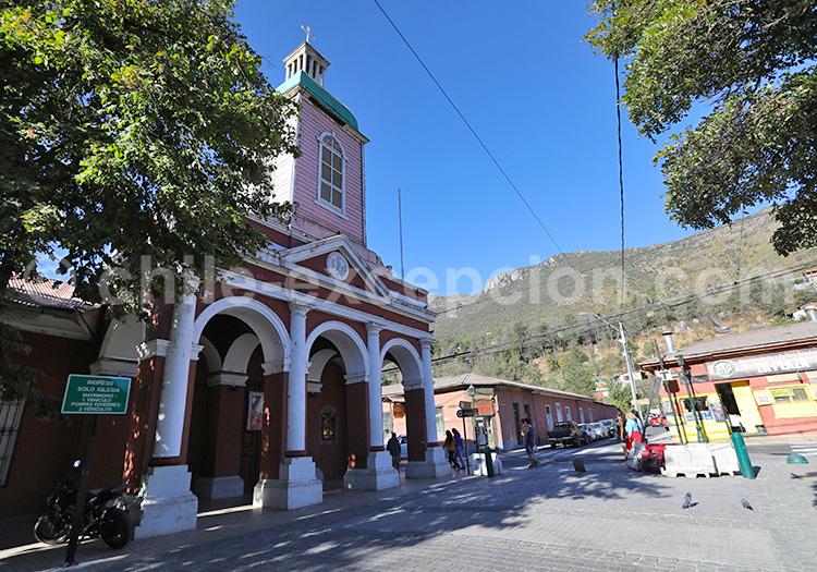 Église de San José de Maipo