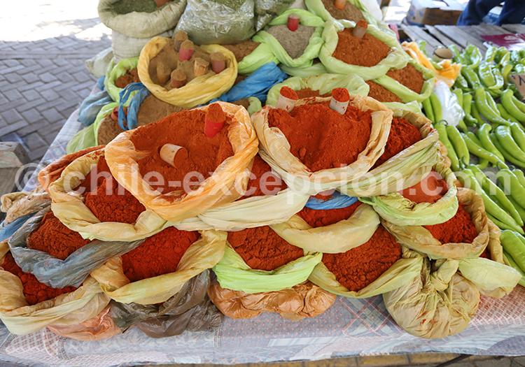 Épices, Feria de Abastos, la Serena