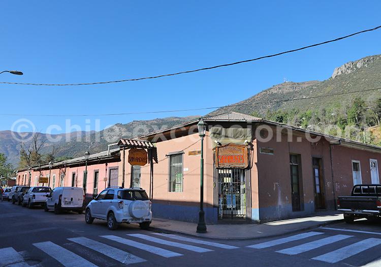 Village San José de Maipo, Chili