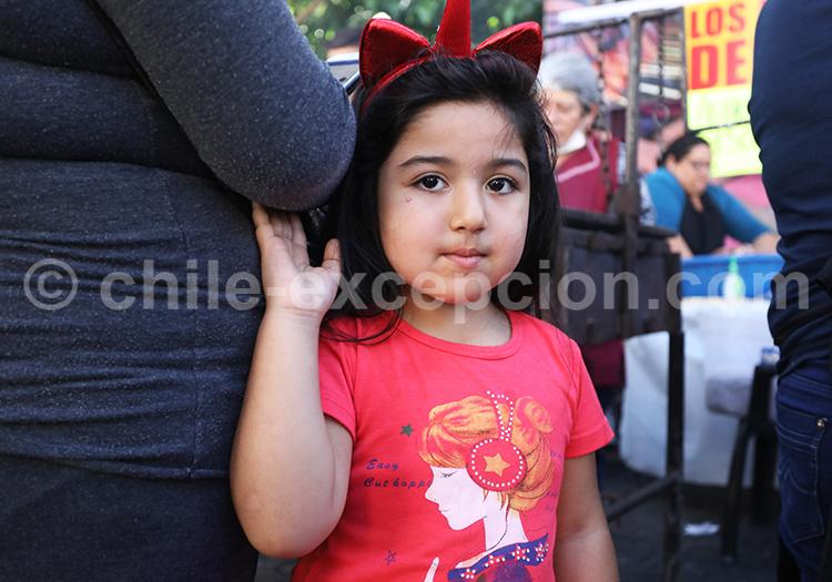 Événement, quartiers de Santiago du Chili
