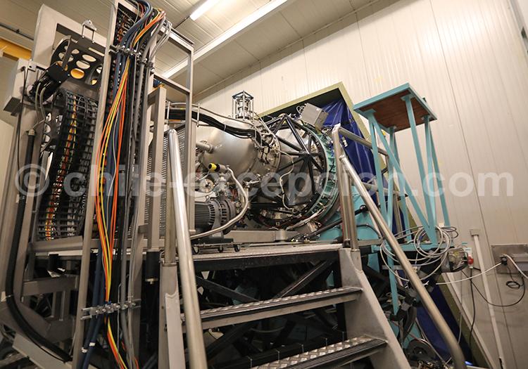 Reportage dans un observatoire la Silla, Chili