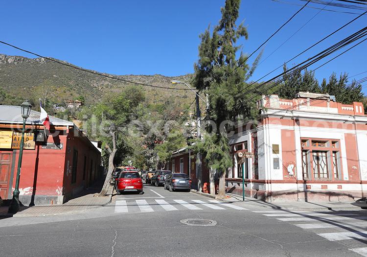 San José de Maipo, Chili