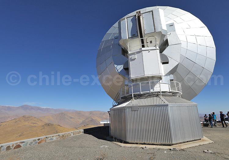 Observatoire la Silla, Vicuña