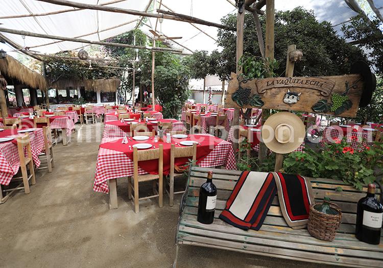 Restaurant La Vaquita Echa