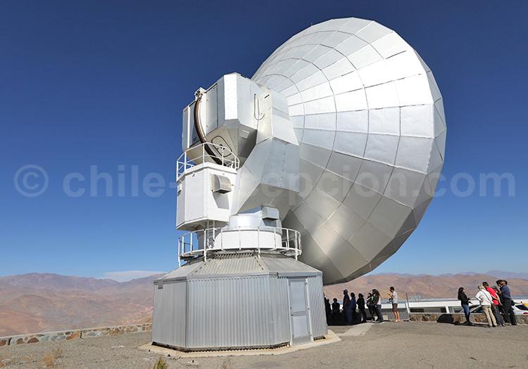 Observatoire la Silla, Chili