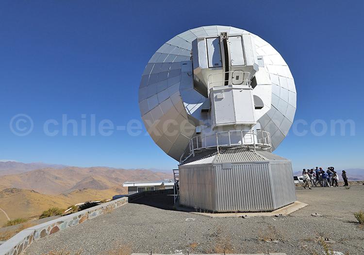 Observatoire la Silla, Valle del Elqui