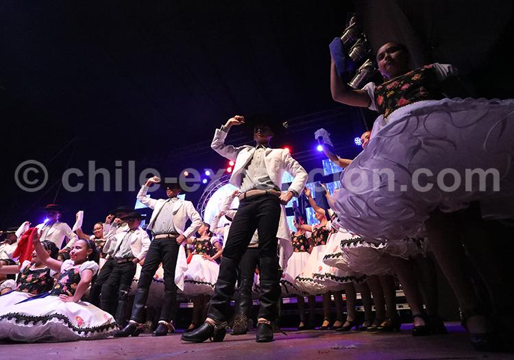 Folklore du Chili, Curicó
