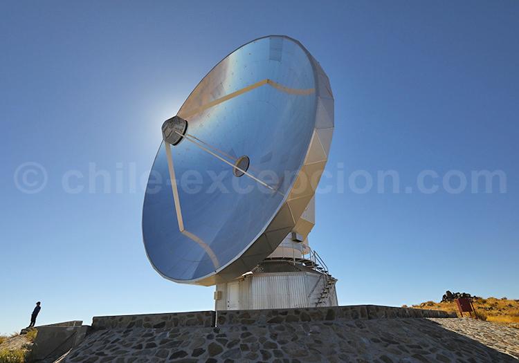 Excursion astronomique, observatoire la Silla, Chili