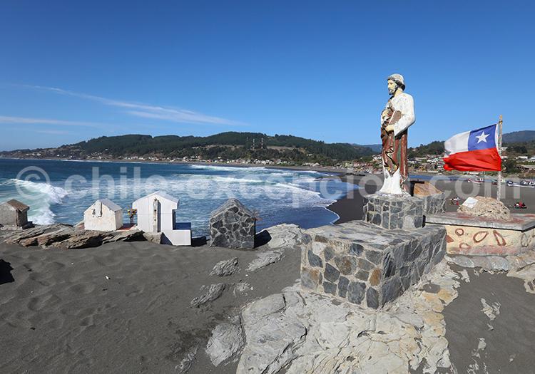 Découvrir Curanipe, Chili