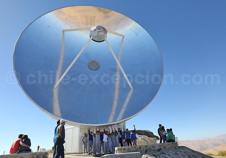 Observatoire la Silla, Nord du Chili