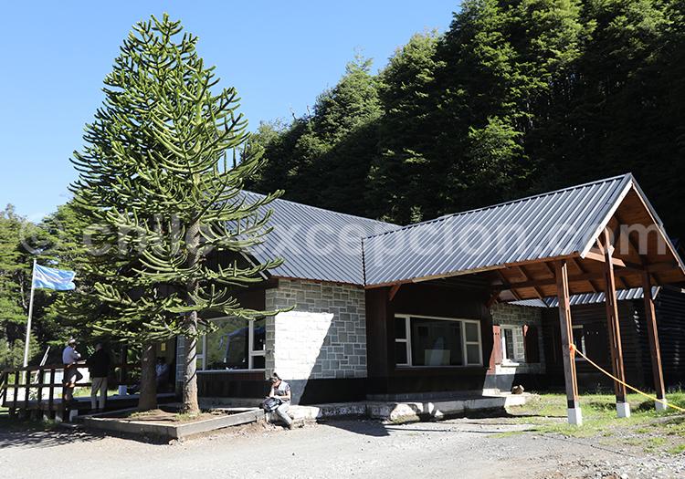 Poste de frontière argentine, Bariloche