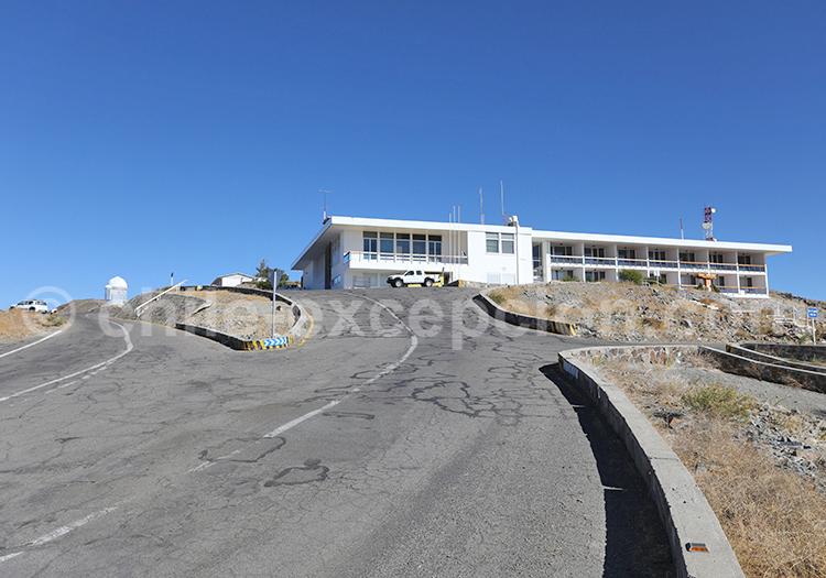 Locaux, Observatoire la Silla, Chili