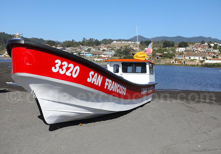 Voyage autotour Curanipe, Chili
