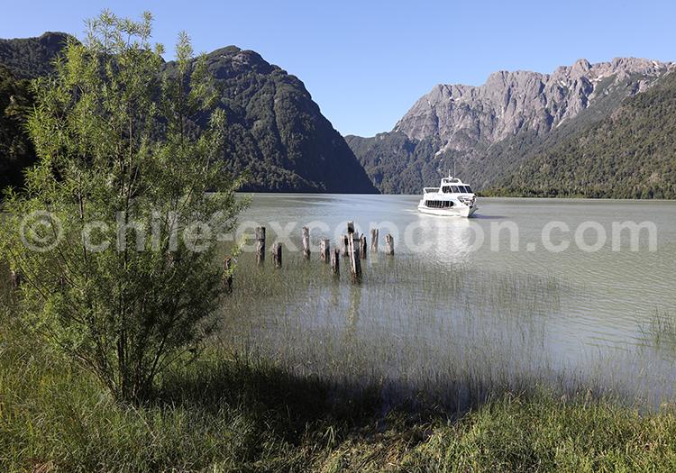 Traversée des lacs, Petrohue - Bariloche