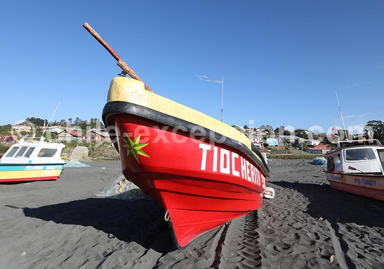 Voyage Curanipe, Chili