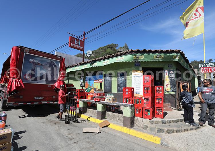 Découvrir Pelluhue, Chili