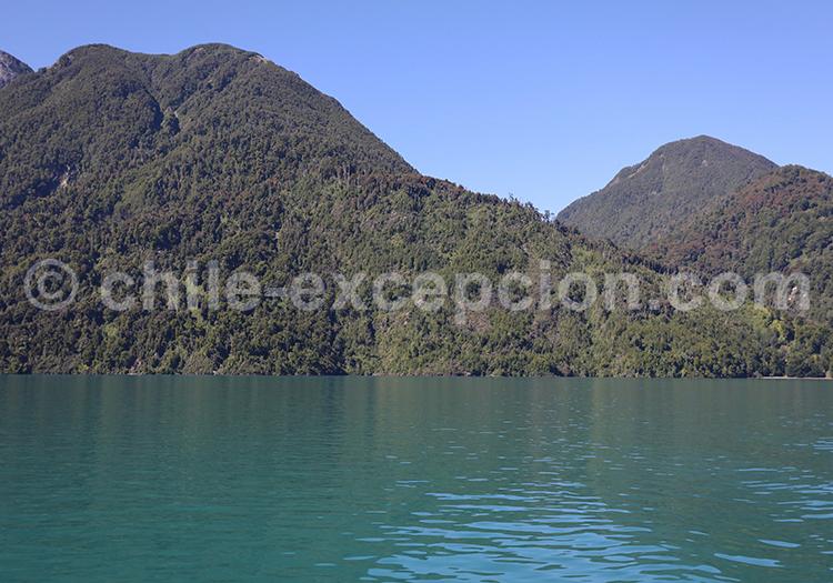 Lac Petrohue, Chili