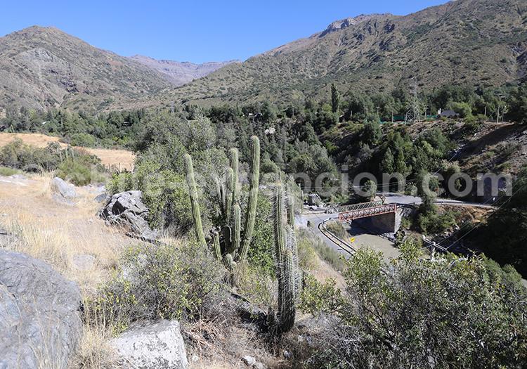 Excursion à Cajón de Maipo