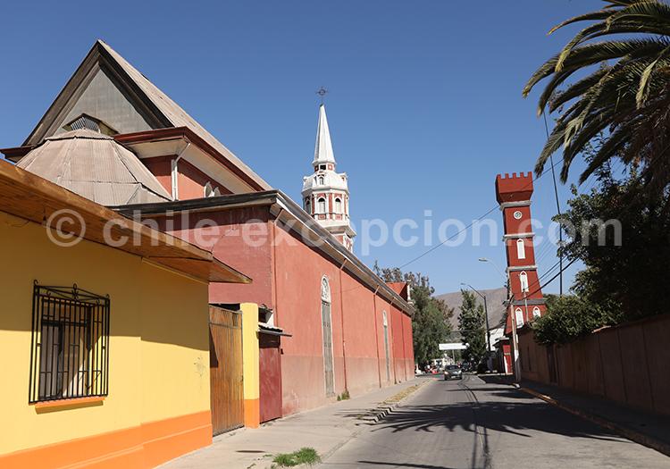 Circuit Nord du Chili, Valle del Elqui, Vicuña