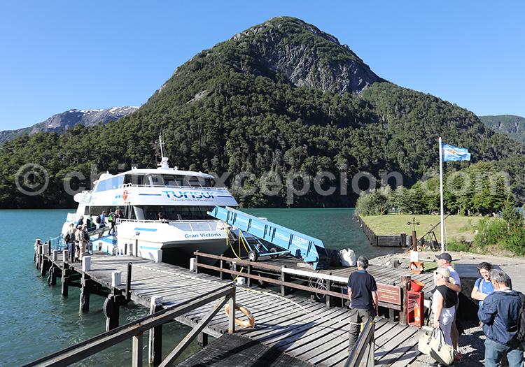 Lac Bariloche, Argentine