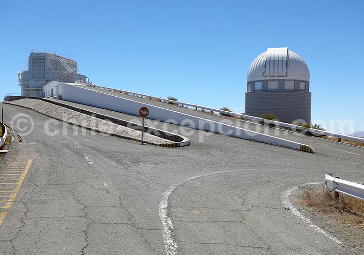 Observer les étoiles, observatoire la Silla