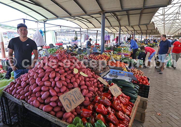 Feria de Abastos, la Serena, Nord du Chili