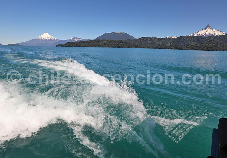 Volcans Osorno et Calbuco, Chili